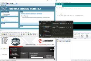 Portfolio for Embedded code development