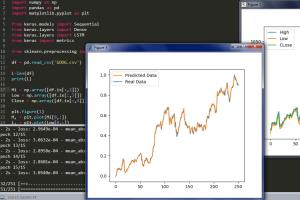 Portfolio for Forecast any time series using LSTMs