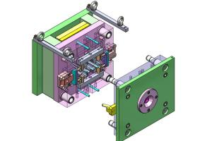 Portfolio for Injection Mold Design Engineer