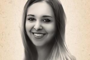 Portfolio for Portrait Digital Painting
