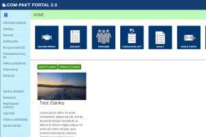 Portfolio for C# Web application development