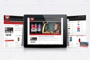 Portfolio for eCommerce Online Store