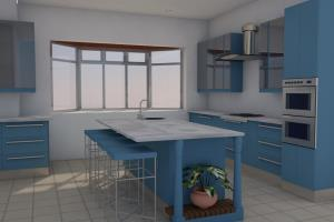 Portfolio for Professional Kitchen and Room Designs
