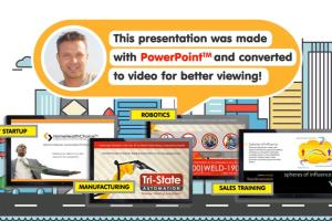 Portfolio for PowerPoint Guru & Graphic Design Ninja:)