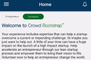 "Portfolio for Clone of ""Crowd Bootstrap""App"