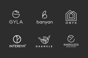 Portfolio for i will create a stunning logo for you