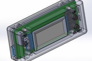 Portfolio for 3D design, PCB, STEP