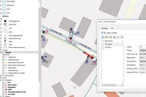 Portfolio for GIS services and development