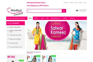 Portfolio for eCommerce Website Development