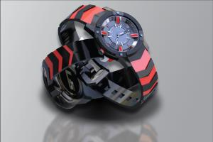 Portfolio for 2D and 3D realistic watch designs