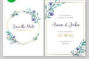 Portfolio for Design Greeting,Postcard,Invitation card