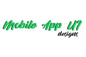 Portfolio for I Will Design A Creative Mobile App UI