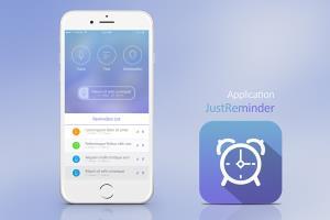 Portfolio for Mobile UI / UX Design