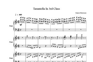Portfolio for Music Transcription and Arrangement