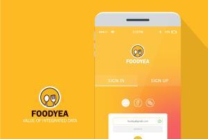 Portfolio for app ui / ux design