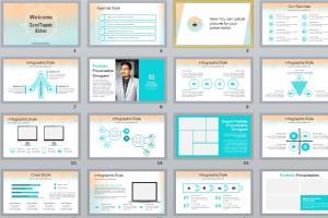 Portfolio for Passionate Graphics Designer