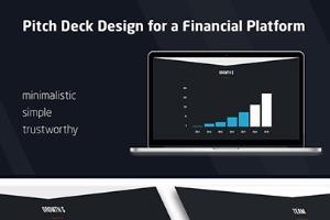 Portfolio for Presentations and pitch decks