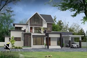 Portfolio for Create a Realistic Exterior 3D Render