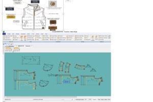 Portfolio for Expert Apparel Pattern Maker.