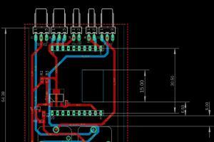 Portfolio for PCB designing in Eagle or Altium