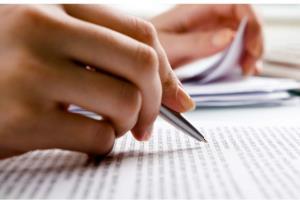 Portfolio for Professional Academic Writing