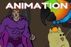 Portfolio for Animator and Motion Graphics Artist