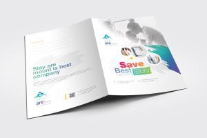 Portfolio for I will design your Presentation Folder