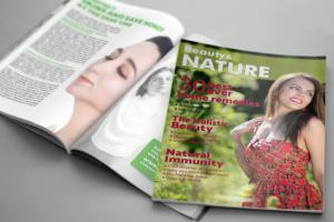 Portfolio for Design Magazine and Layout