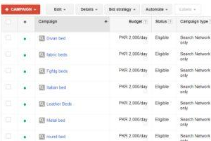 Portfolio for Google Adwords,pay per click(PPC)expert.