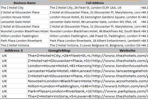 Portfolio for I will provide business email address