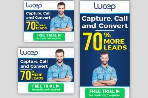 Portfolio for Banner Ads, Google Ads, Web Banners