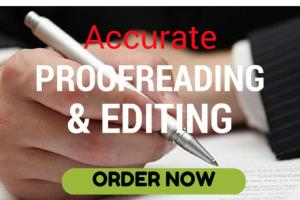 Portfolio for Do professional Proofreading & Editing.