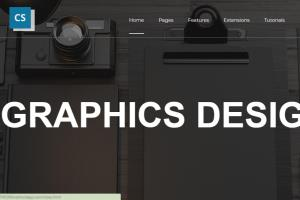 Portfolio for Psd To Html Template || Bootstrap 4