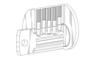 Portfolio for Patent Illustrator and 3D model
