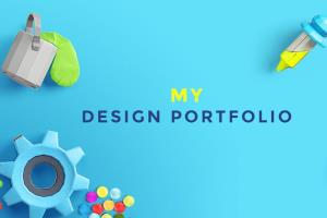 Portfolio for Ui/Ux Web Designing