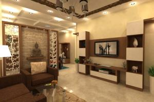 Portfolio for 3D Interior design