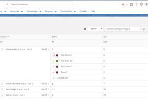 Portfolio for Salesforce Certified Developer