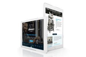 Jenrey Ltd. Custom Wordpress Theme