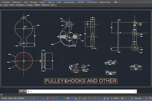 Portfolio for I will do any sketch on autocad 2d ..