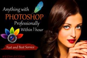 Portfolio for high skilled photoshop editing