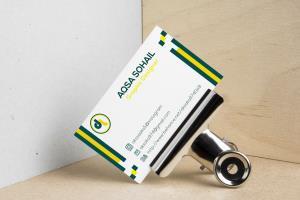 Portfolio for Business card design and stationary