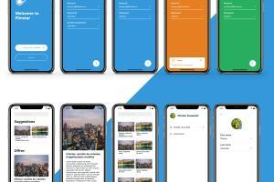 Portfolio for Expert Mobile Developer