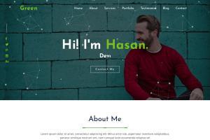 Portfolio for Psd to Html Responsive design