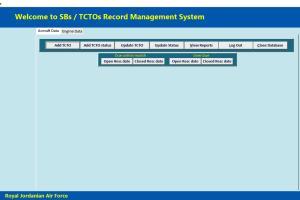 Portfolio for Access database