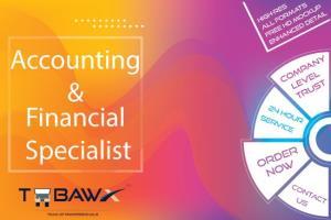 Portfolio for Accounts And Finance Specalist