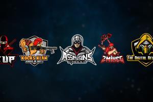 Portfolio for i will do a mascot, esports logo design
