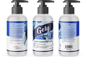 Portfolio for Product packaging label design