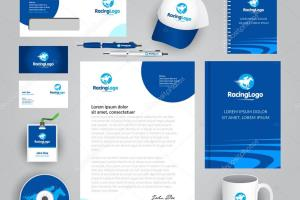 Portfolio for Corporate Identity Kit