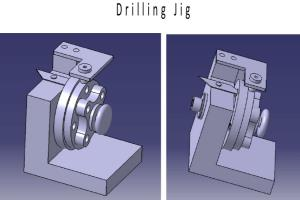 Portfolio for 2D Drafting , 3D Modelling , CAD