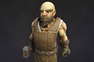 Portfolio for 3D Character Artist | Game Development